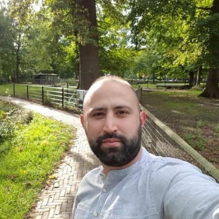 Penningmeester Ali Yildiz